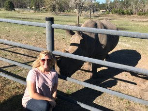 Hanging with Rhino's