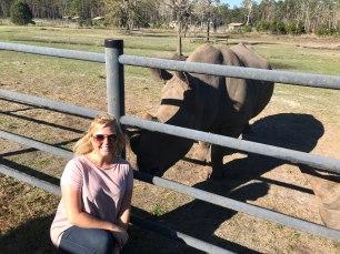 Hanging with Rhino's