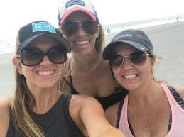Won't ever deny a long walk on the beach!