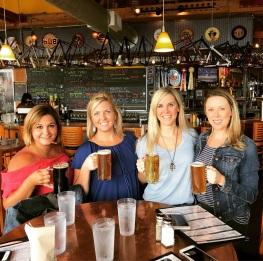 Girls in Portland!