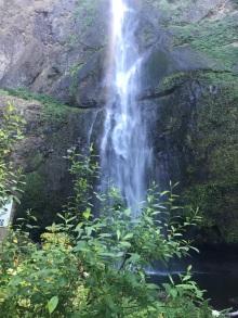 and Multnomah Falls.