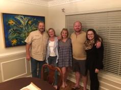 My family (minus the Richmond crew 😔)