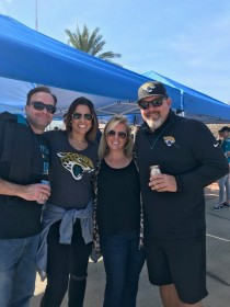 Successful Company Tailgate