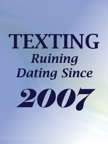 Texting and dating