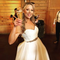 BEAUTIFUL BRIDE!